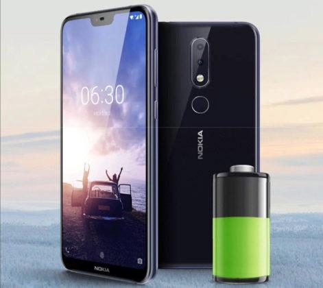 OnePlus 6 Nokia X Android Oreo Google OnePlus 6