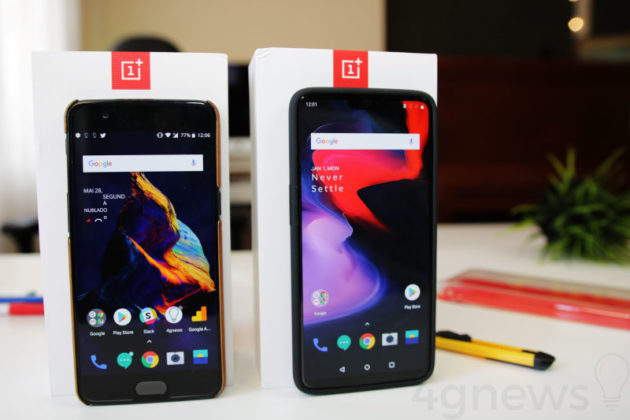 2021 Pete Lau OnePlus 6 Android Oreo 4gnews