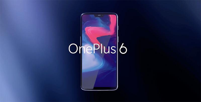 OnePlus 6 Android Oreo Google 1