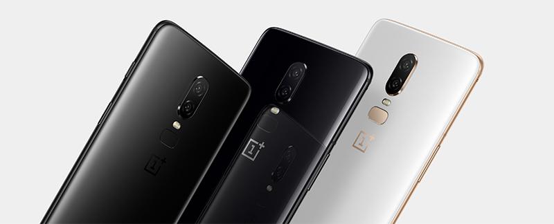 OnePlus 6 Android Oreo cores