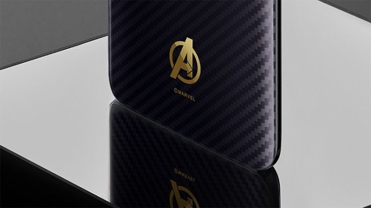 OnePlus 6 Avengers Infinity War Limited Edition 5