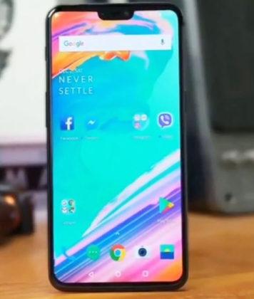 Apple iPhone X OnePlus 6 OnePlus 5T Android Oreo Google 3