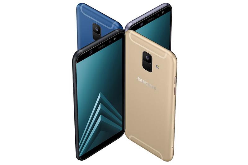 Samsung Galaxy A6 Android Oreo Google