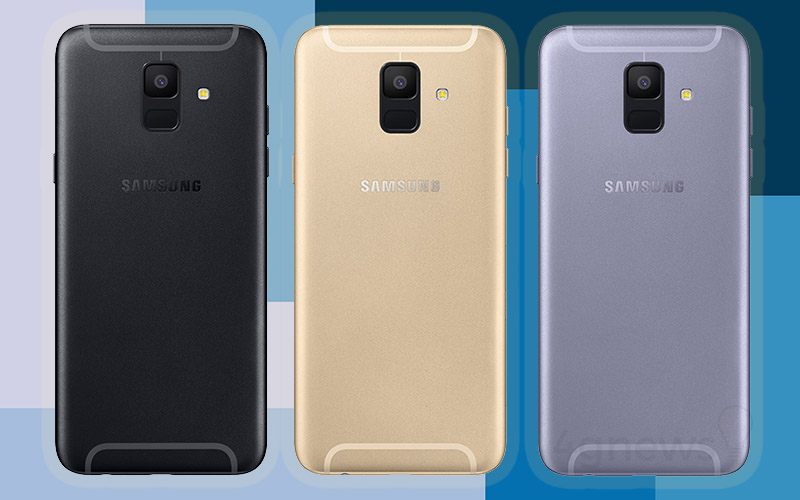 Samsung Galaxy A6 Plus Android Oreo Google