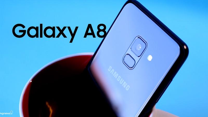 Samsung Galaxy A8 Galaxy A8+ Android Oreo