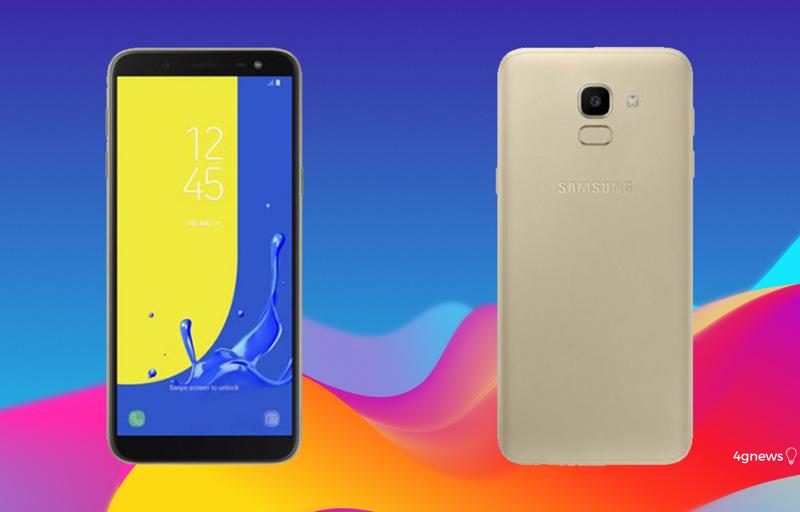 Samsung Galaxy J6 chegará com ecrã Infinito Super AMOLED