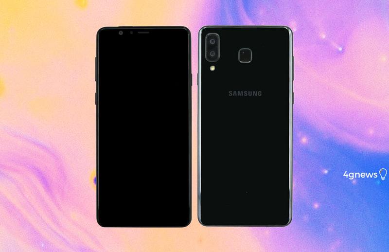 Misterioso Samsung com dupla câmara apanhado em vídeo