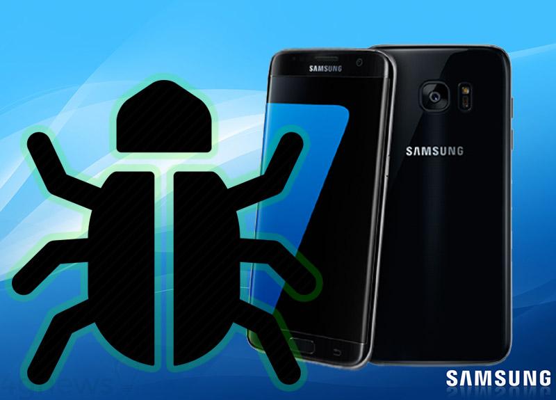 Samsung Galaxy S7 Android Oreo Google