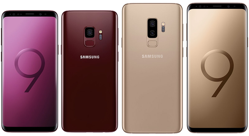 Samsung Galaxy S9 Android