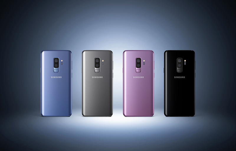 Samsung Galaxy S9 Plus Android