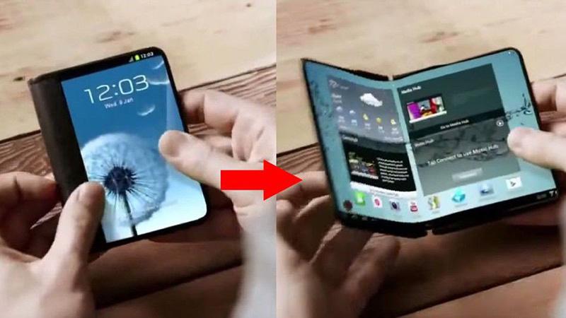 Samsung Galaxy X MWC 2019 tablet