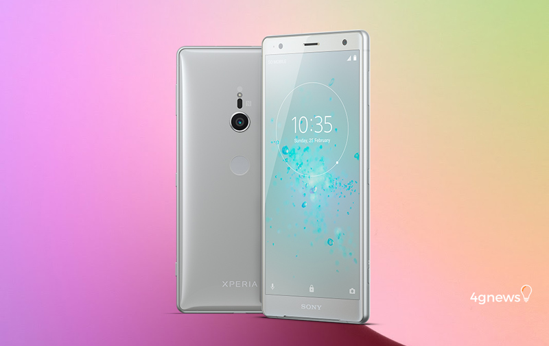 Sony Xperia XZ2 Android Pie
