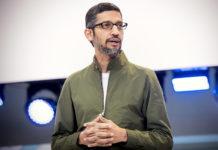 Sundar Pichai Google Duplex Android