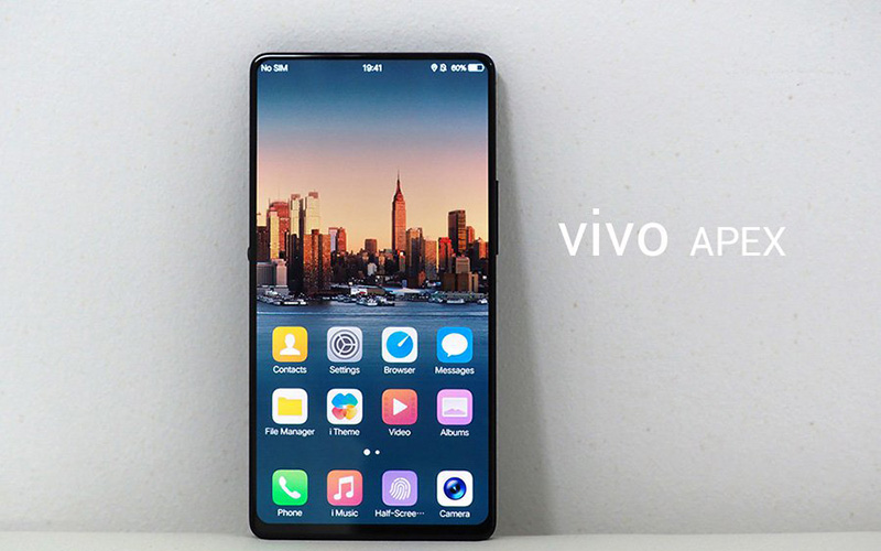Vivo APEX Android Oreo Google capa