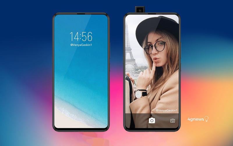 Vivo Apex mostra-nos como é o smartphone do futuro