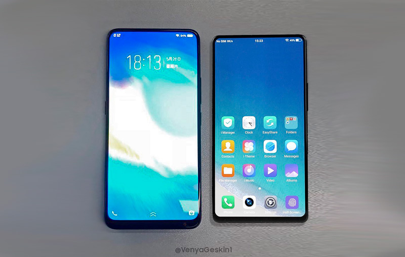 Vivo APEX Vivo NEX Android