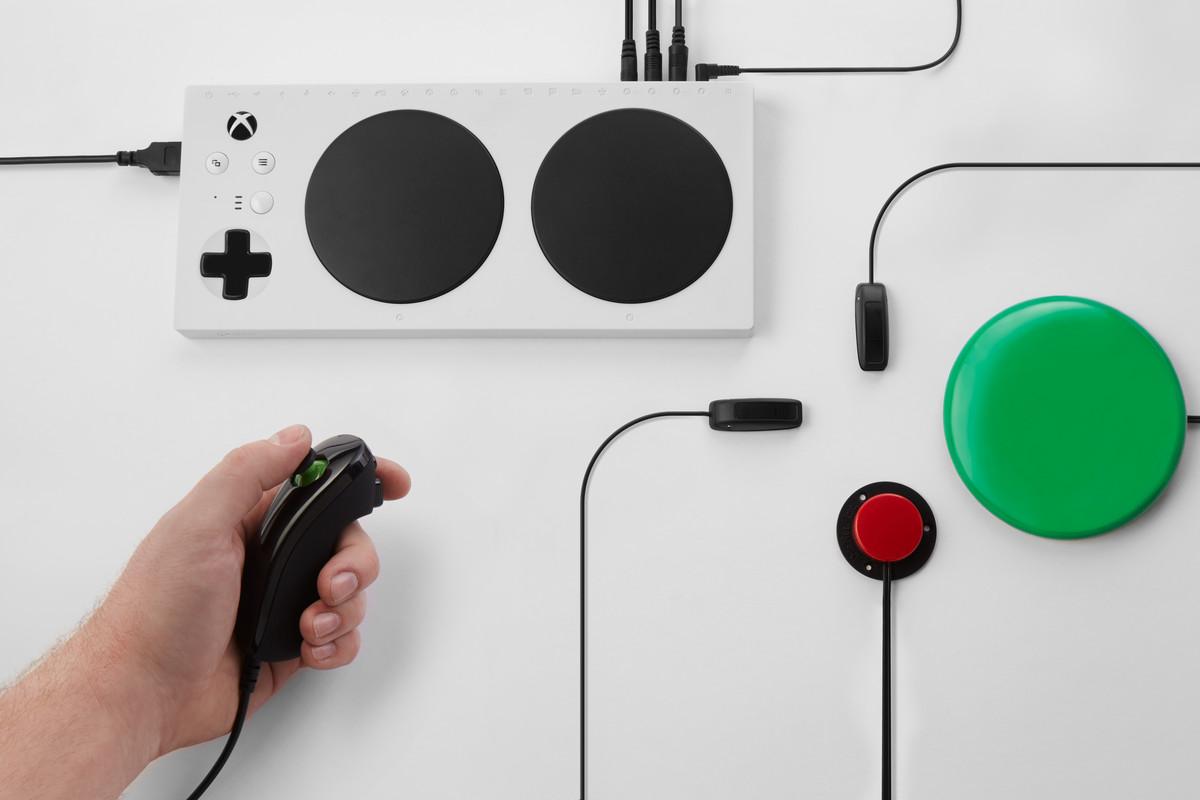 Xbox Adaptive Controller Microsoft Windows 10