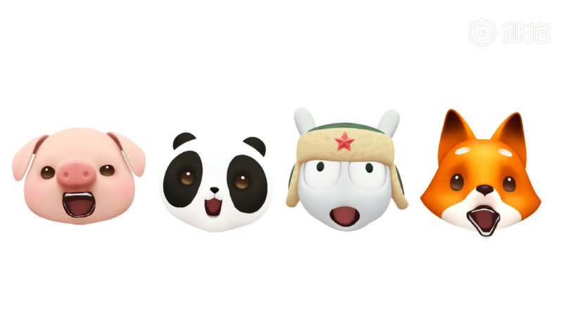 Xiaomi Mi 8: Os novos Animoji da Xiaomi em vídeo