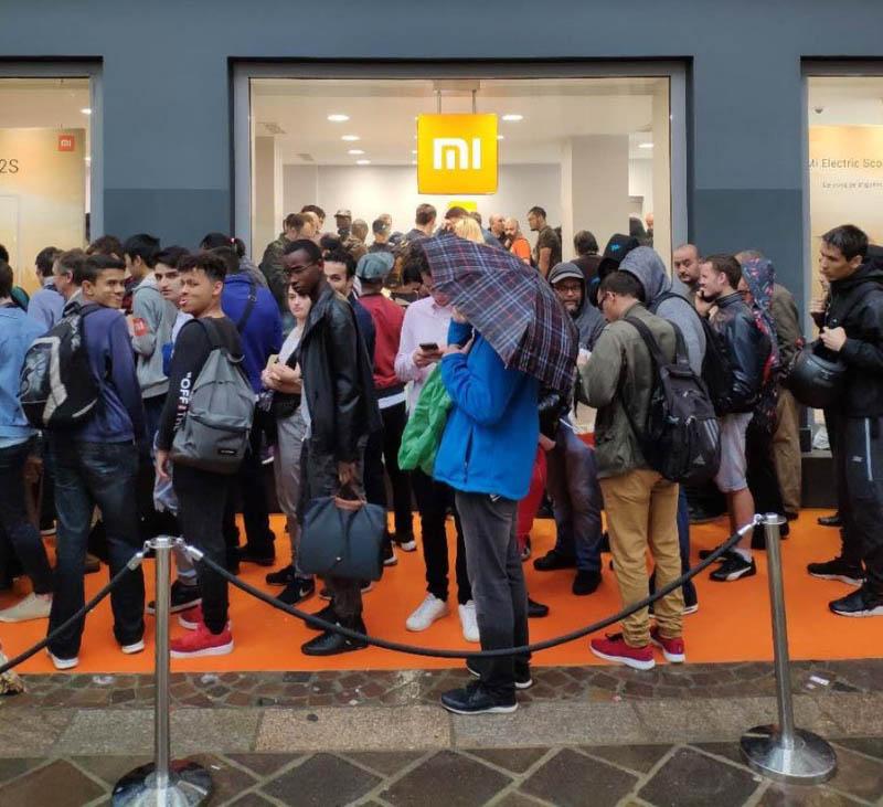 Xiaomi França Itália Android Europa Xiaomi Europa França Itália Android