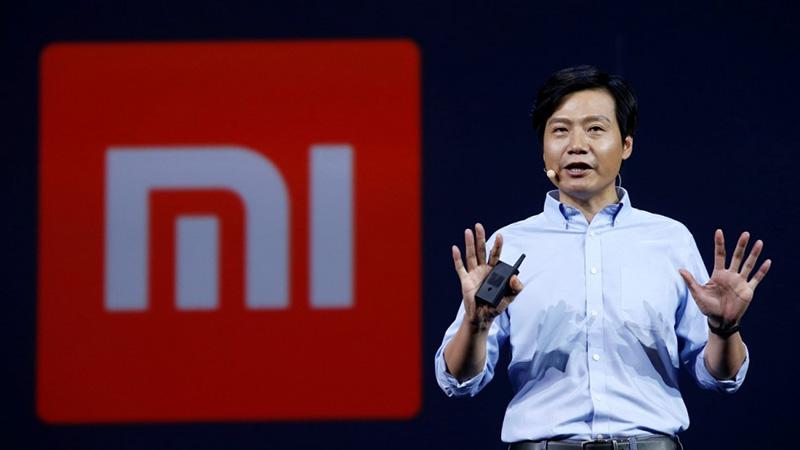 Xiaomi Huawei Samsung Apple