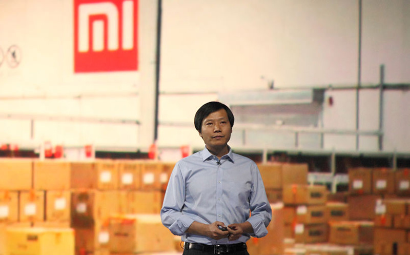 Xiaomi Lei Jun CEO EUA