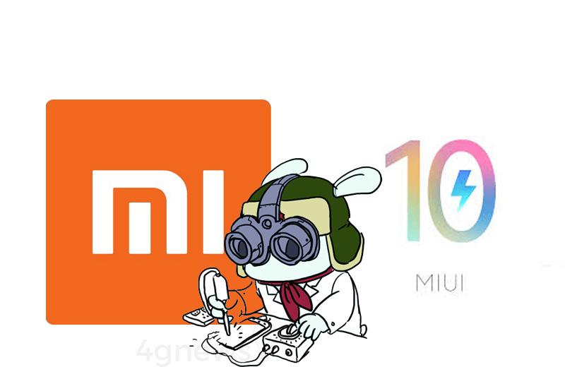 Xiaomi MIUI 10 Android Oreo Google