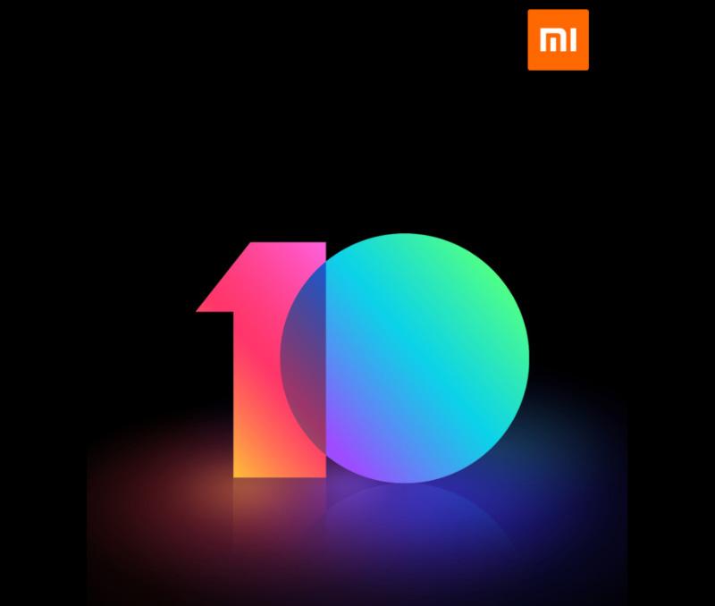 Xiaomi MIUI 10 Android P