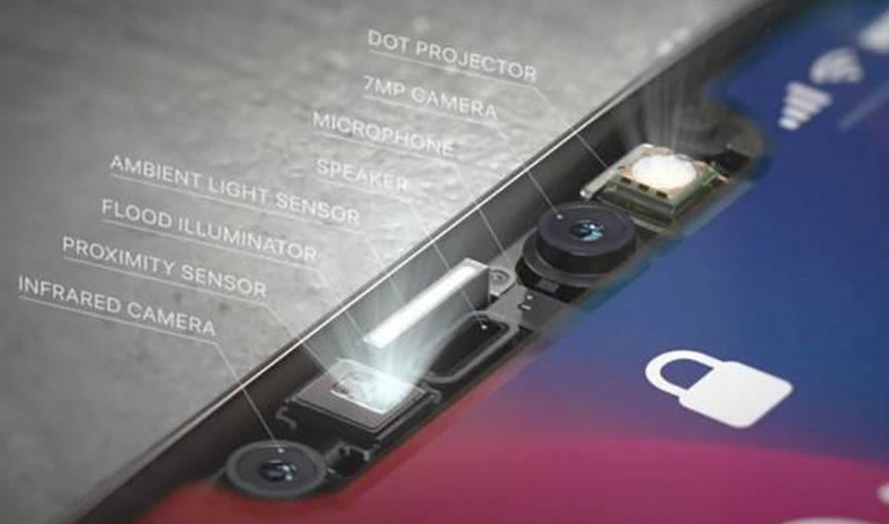 Xiaomi Mi 8 MIUI 10 Xiaomi Mi 7 reconhecimento facial 3D