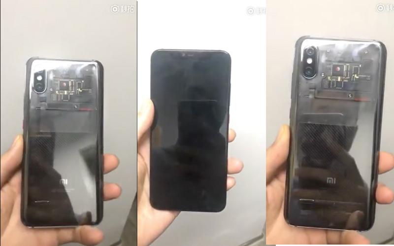 Xiaomi Mi 8 SE (Special Edition) Xiaomi Mi 8 Android Mi 7 MIUI 10