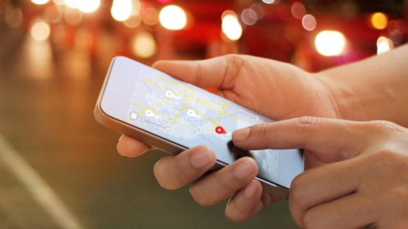 Xiaomi Mi 8 Android GPS localização