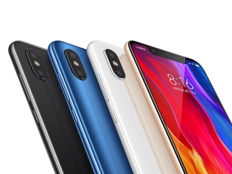 Xiaomi Mi 8 SE Android