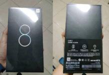 Xiaomi Mi 8 Android Oreo Snapdragon 845