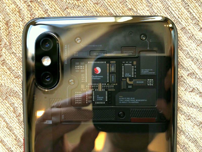 Xiaomi Mi 8 Explorer Edition MIUI 10
