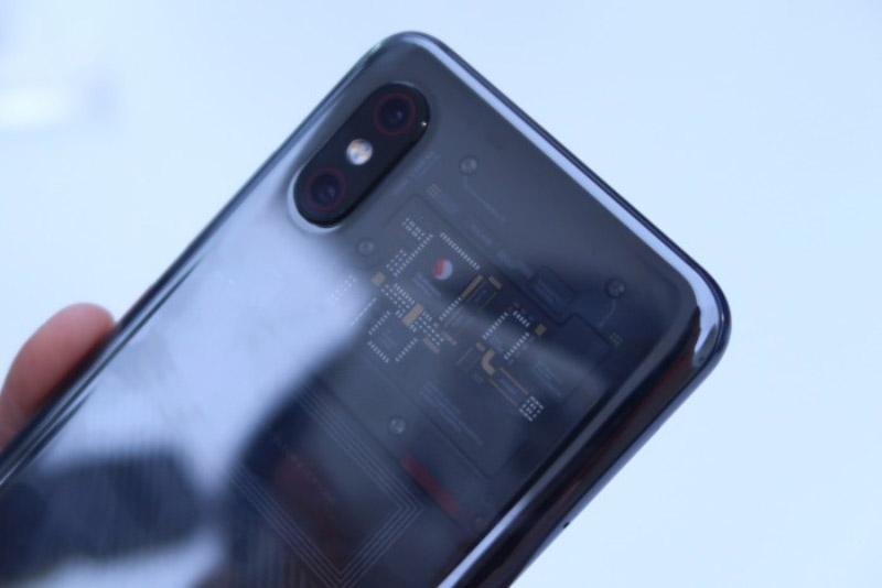 Xiaomi Mi 8 Explorer Edition SE