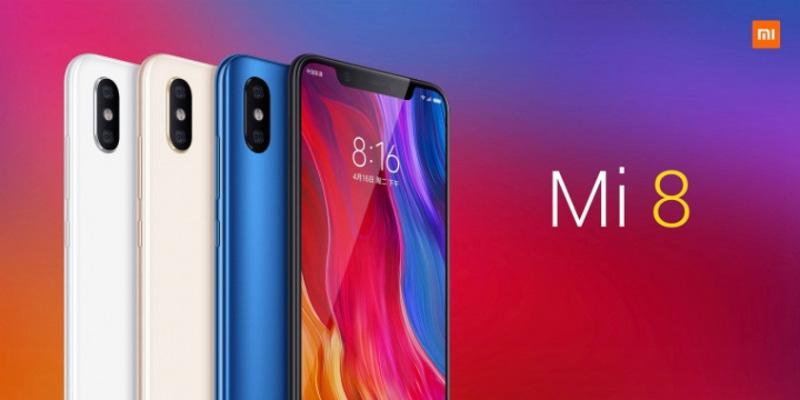 Xiaomi Mi 8 MIUI 10 Xiaomi Mi Band 3