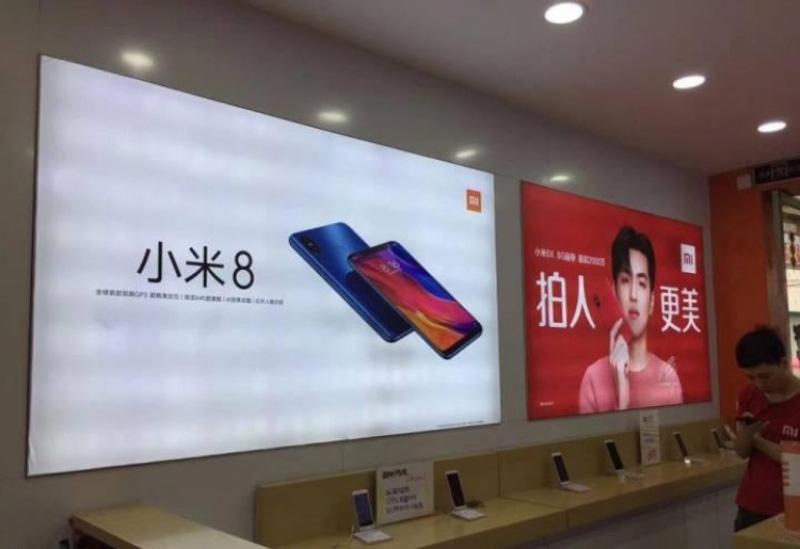Xiaomi Mi 8 SE Xiaomi Mi 8 Android Oreo