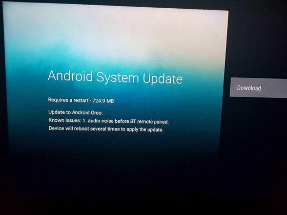 Xiaomi Mi Box Android Oreo Google 2