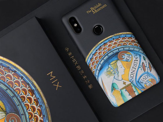 Xiaomi Mi Mix 2s Art Special Edition Android Oreo Google