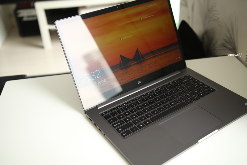 Xiaomi Mi Notebook Android