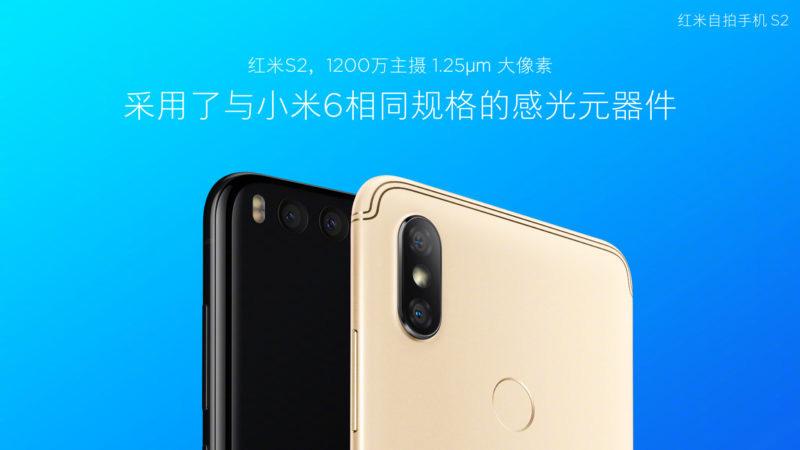 Xiaomi Redmi S2 Android Oreo 2