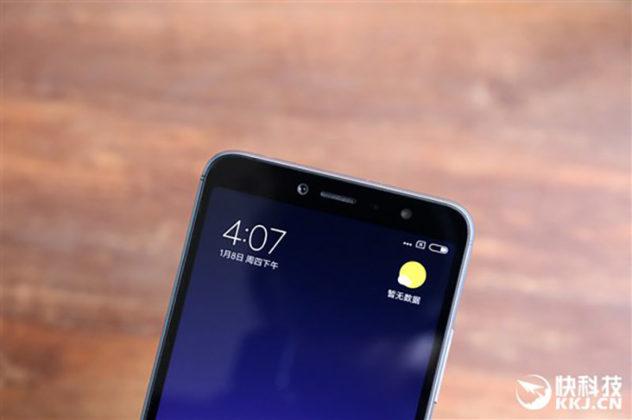 Xiaomi Redmi S2 unboxing Android Oreo Google