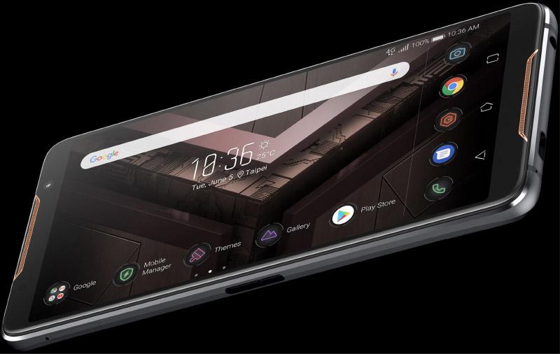 ASUS Rog Phone Android wallpaper smartphone