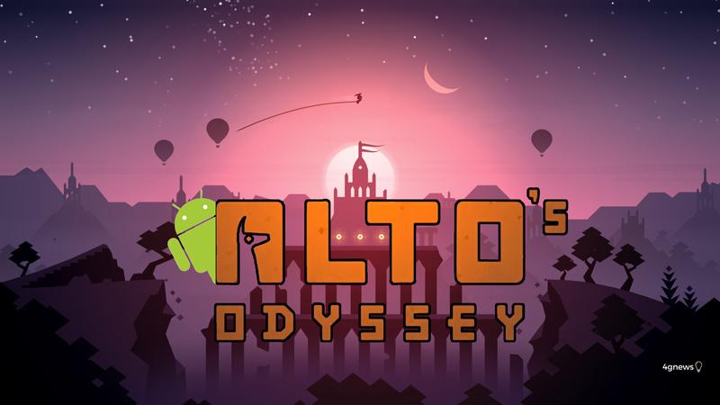 Android: Altos Odyssey chegará à Google Play Store em breve