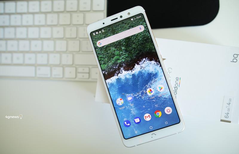 BQ Aquaris Android Pie smartphones