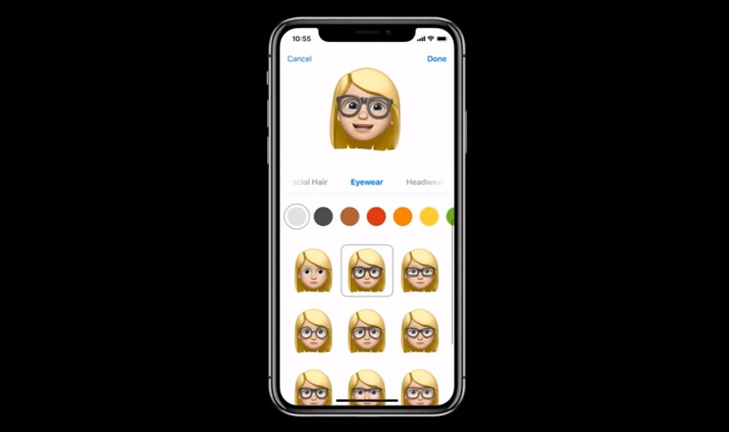 Apple Memoji Animoji