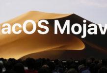 macOS Mojave Apple WWDC 2018 Mojave macOS 1