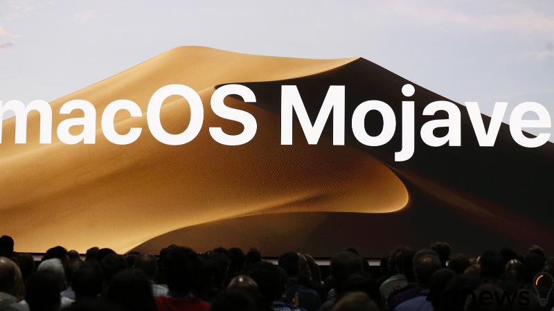 Apple WWDC 2018 Mojave macOS 1 macOS Mojave