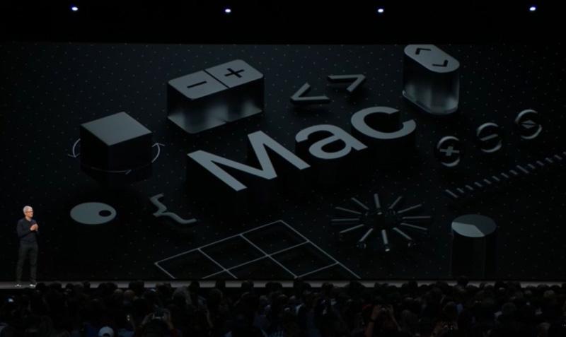 Apple WWDC 2018 Mojave macOS 2 macOS Mojave