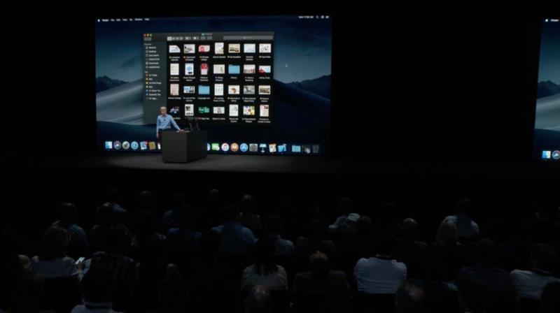 Apple WWDC 2018 Mojave macOS macOS Mojave