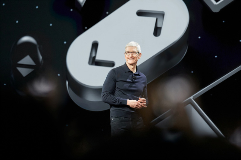 Apple WWDC 2018 iOS 12 macOS Mojave 3